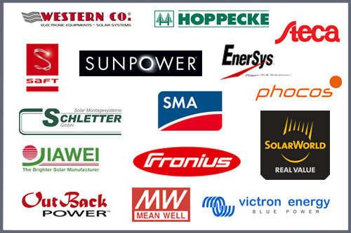 Partenaires et fournisseurs Energiedouce