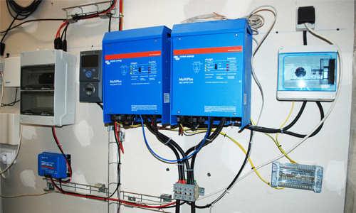 Système photovoltaïque installé chez Energiedouce