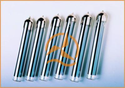 Capteur solaire à tubes sous vide - Photo de tubes