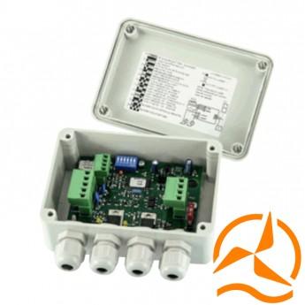 Régulateur de charge 10A 12Vdc pour lampadaire solaire type 4M