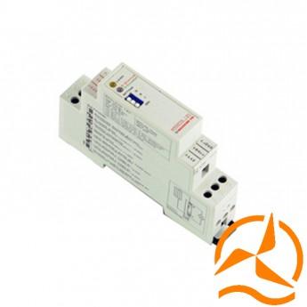 Régulateur de charge 7 Ampères 12 Volts multifonctionnel sur rail DIN (Fabrication Européenne)