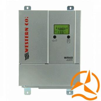 Régulateur de charge 60 Ampères 12-24 Volts avec afficheur LCD et détecteur crépusculaire (Fabrication Européenne)