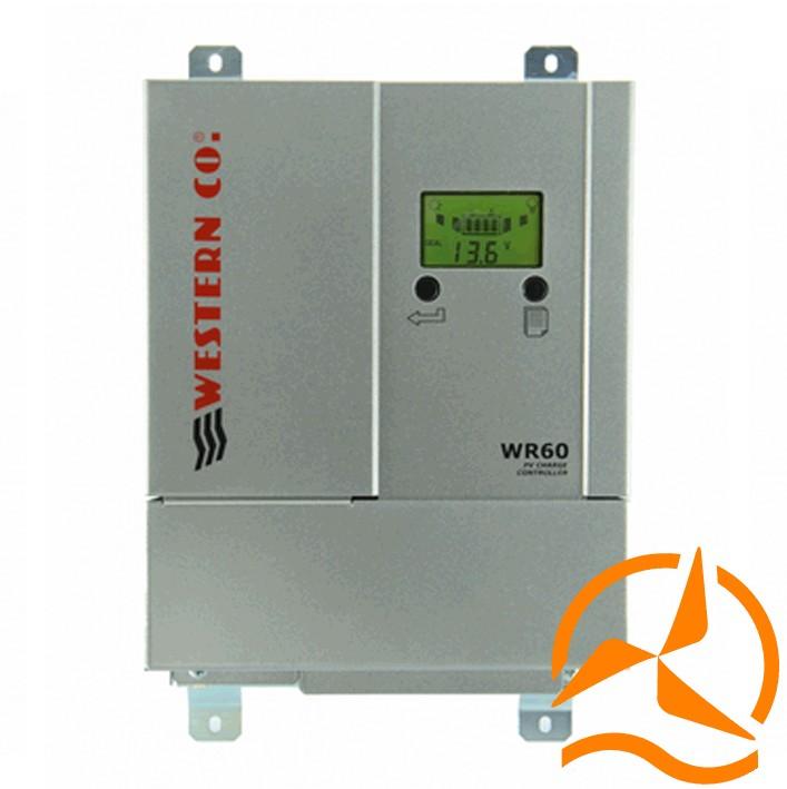 R/égulateur De Charge Solaire Tristar 45 Amp/ères 12-48 Volts Tristar