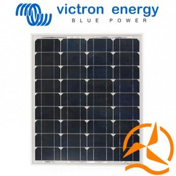 Panneau solaire monocristallin haut rendement 50 Watts 12 Volts Victron Energy