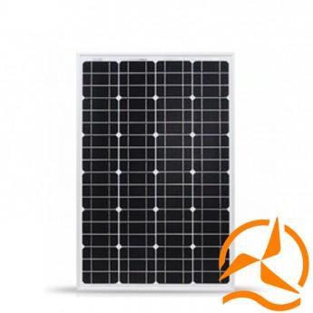 Panneau solaire photovoltaïque «BACK CONTACT» 90 Watts 12 Volts