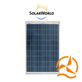 Panneau solaire polycristallin 85Wc 12V SolarWorld