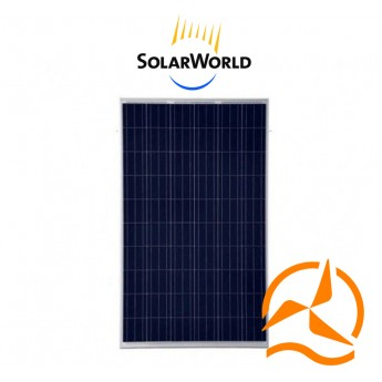 Panneau solaire polycristallin 150Wc 12V SolarWorld