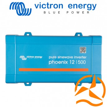 Convertisseur Pur Sinus 500VA 12 Volts Phoenix VE.Direct Schuko Victron Energy