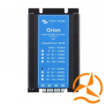 Transformateur courant continu 24-12Vdc 30A Orion Victron Energy