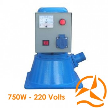 Hydro-turbine électrique Pelton 220 Volts 750 Watts