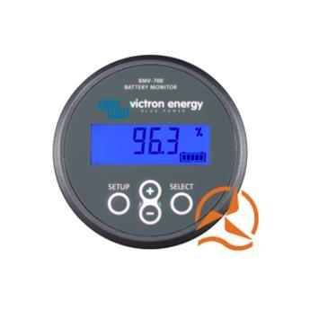 Contrôleur de Batterie BMV 700 9 90VDC et Shunt 500A Victron Energy