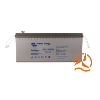 Batterie Plomb Carbone 12V 160Ah M8 Victron Energy