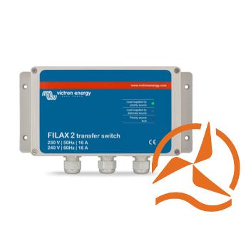 Commutateur de transfert Filax 2 Victron Energy