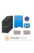Kit Solaire 7000 À 25000 Wh Photovotaique - Back-Up Energy System