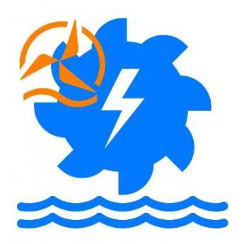 Micro turbine hydroélectrique verticale 220 Volts 3000 Watts