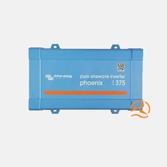Convertisseur pur sinus 375VA 24 Volts Phoenix NEMA 5-15R Victron Energy
