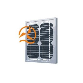 Panneau solaire haut rendement 10 Watts 12 Volts