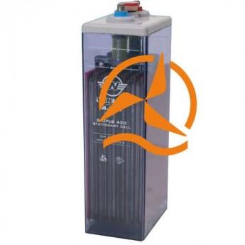 Batteries ouvertes OPzS 2 Volts 300 Ah très longue durée de vie