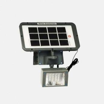 Projecteur extérieur solaire haute puissance