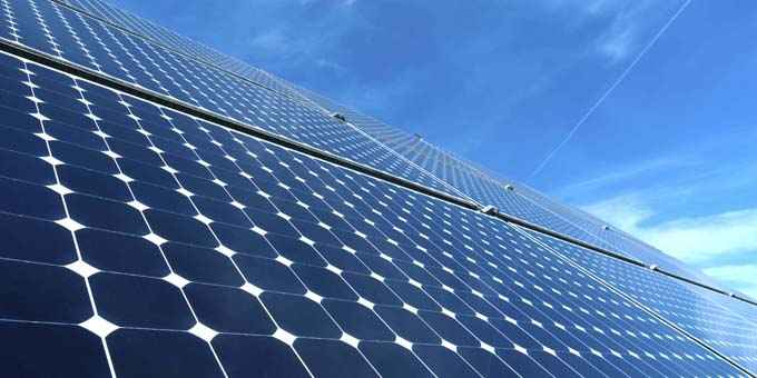 Installation solaire avec panneaux solaires Sunpower X21 345Wc