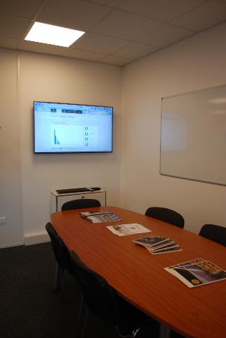 Salle de formation Energiedouce à Cormeilles en Parisis